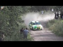 Громов Денис / Атаева Юлия. Ралли Выборг -2020. Mitsubishi Lancer Evo-9. 2