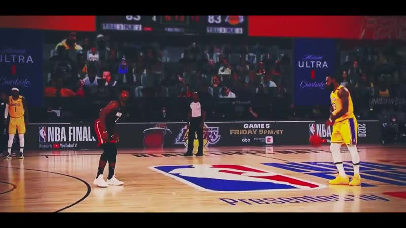 EPIC LeBron James NBA Finals Mixtape Dyin Breed 2020 NBA CHAMPION