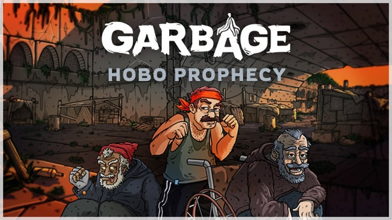 Garbage Hobo Prophecy Game Trailer 2021