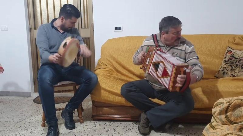TARANTELLA CALABRESE NATALIZIA 🎄 PADRE FIGLIO CARMELO FORTUNATO STILLITTANO