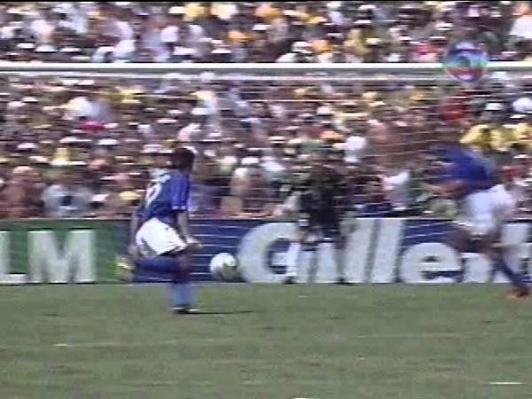 Brasil x Itália final da copa do mundo de 1994 jogo completo