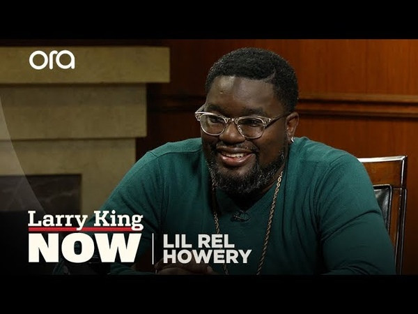 Lil Rel Howery on fame 'Get Out ' and Tiffany Haddish