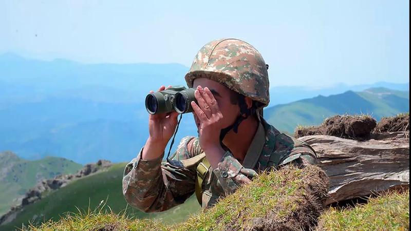 Карабах сегодня Алиев рассказал о бесконтрольных вооруженных формированиях в Карабахе