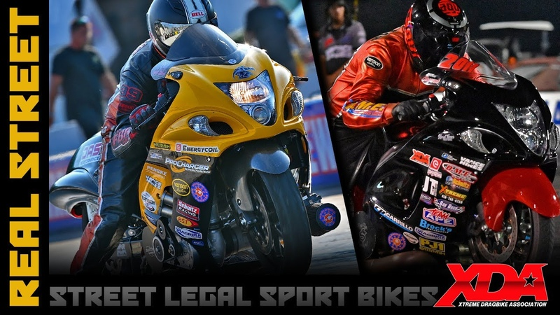 XDA Real Street Eliminations - Ben Knights Pro Charger Hayabusa WINS First Race