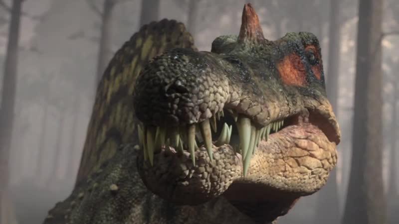 BBC Планета динозавров Совершенные убийцы