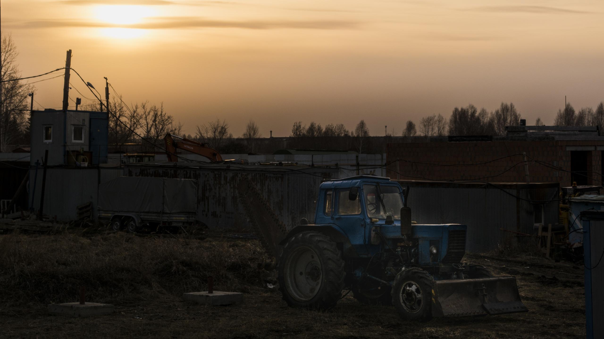 Заозёрный, Курган - Фото