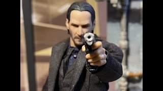 Mezco One 12 John Wick Review