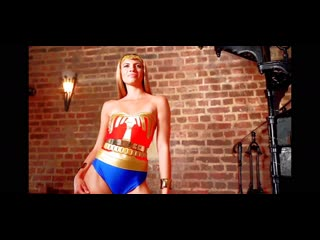 Wonder woman:The device