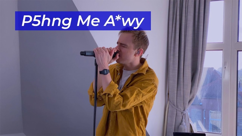 Linkin Park - P5hng Me A*wy cover