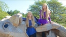 The TWINS and the TROLLS Original Story and Song Harp Twins Camille and Kennerly