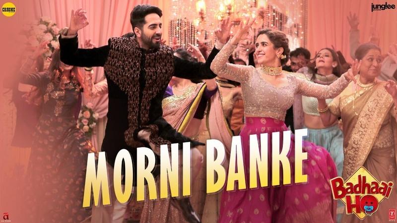 Guru Randhawa Morni Banke Video | Badhaai Ho | Tanishk Bagchi | Neha Kakkar | Ayushmann K, Sanya M