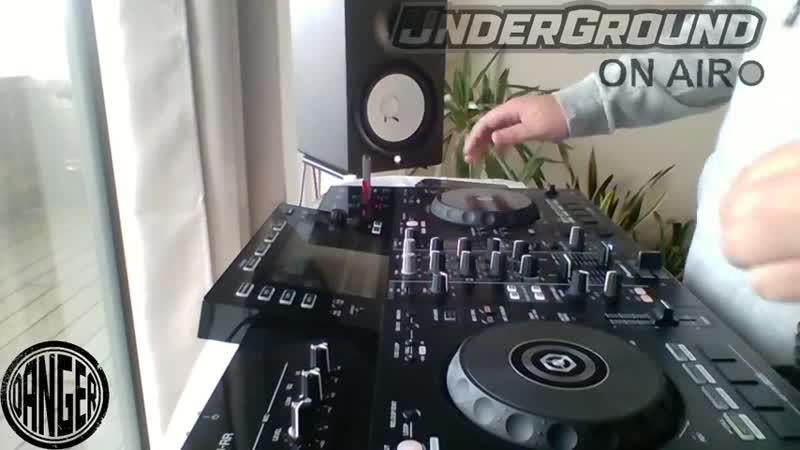 Danger UnderGround ON AIR Warm Up 2020