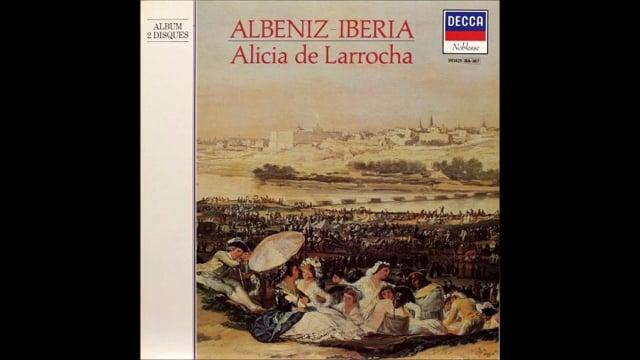 Albeniz Iberia Alicia de Larrocha Corpus Christi en Sevilla on Vimeo