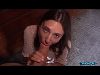 Talia Mint - Sexy Public Suck and Fuck Challenge - Porno, All Sex POV Blowjob Doggystyle Facial, Porn, Порно