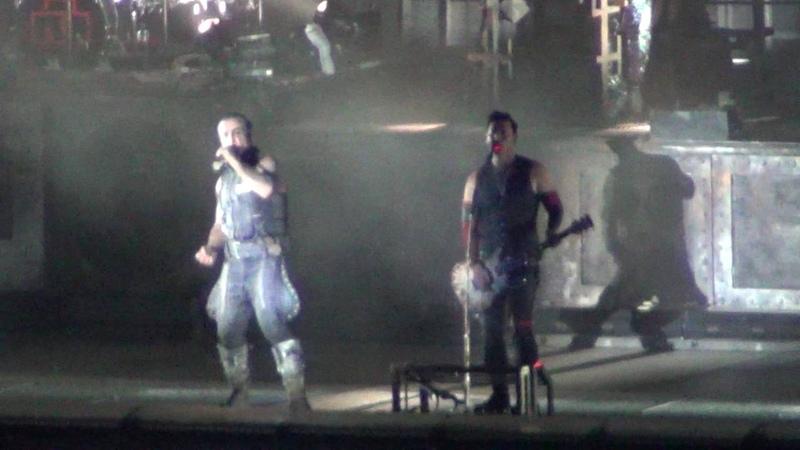 Rammstein Ich Will Live @ Maxidrom Moscow 19 06 2016