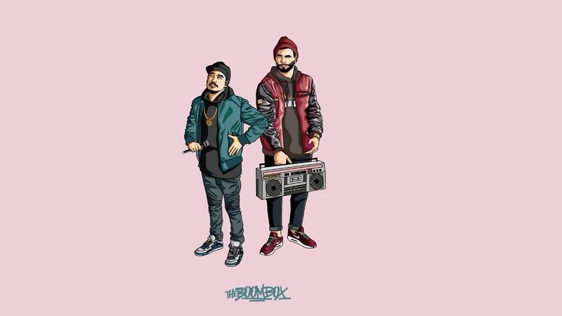 Lenzman Dan Stezo - The Boombox Mixtape