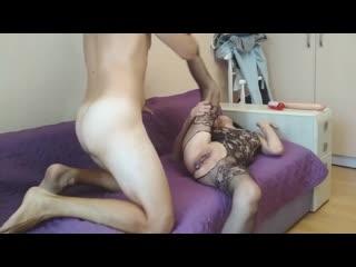 Трахнул стройную красотку [порно, секс, трахает, русское, инцест, мамка