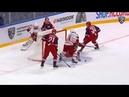 Golyshev scores with no shot literally