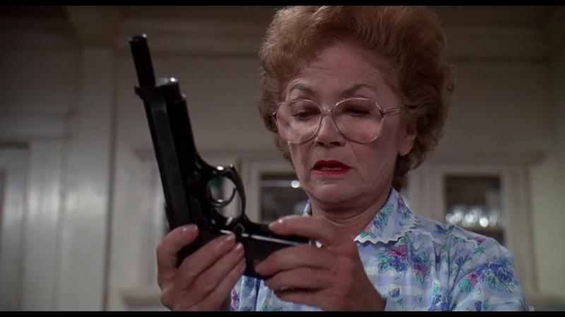 Стой, а то моя мама будет стрелять ( Stop Or My Mom Will