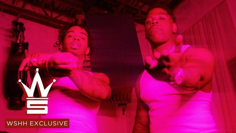 Tommy Gzz Hockey feat. Casanova Official Music Video WSHH Exclusive