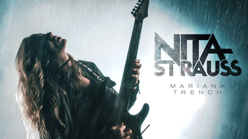 NITA STRAUSS Mariana Trench Official Music Video