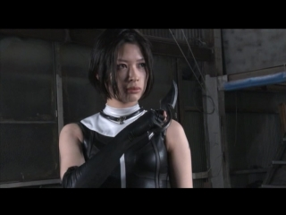 ZATS-32_01 Burning Action Super Heroine Chronicles 32 Scarlet Angel