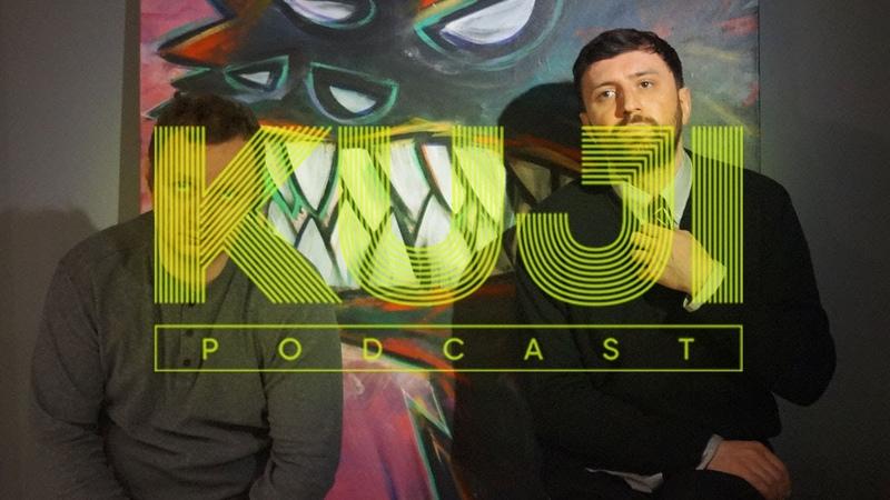 Каргинов и Коняев как мы это всё переживем Kuji Podcast 54