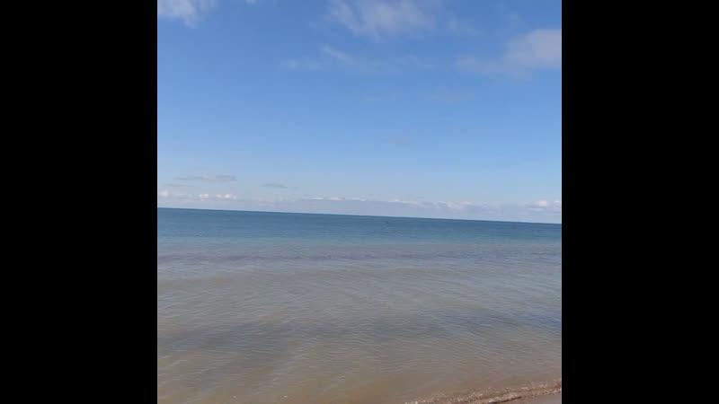 Море в Витино.