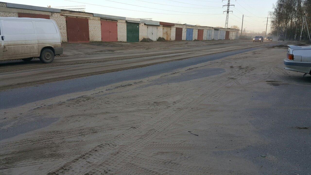 Администрация Кимр не принимает мер для расчистки дорог | Фото