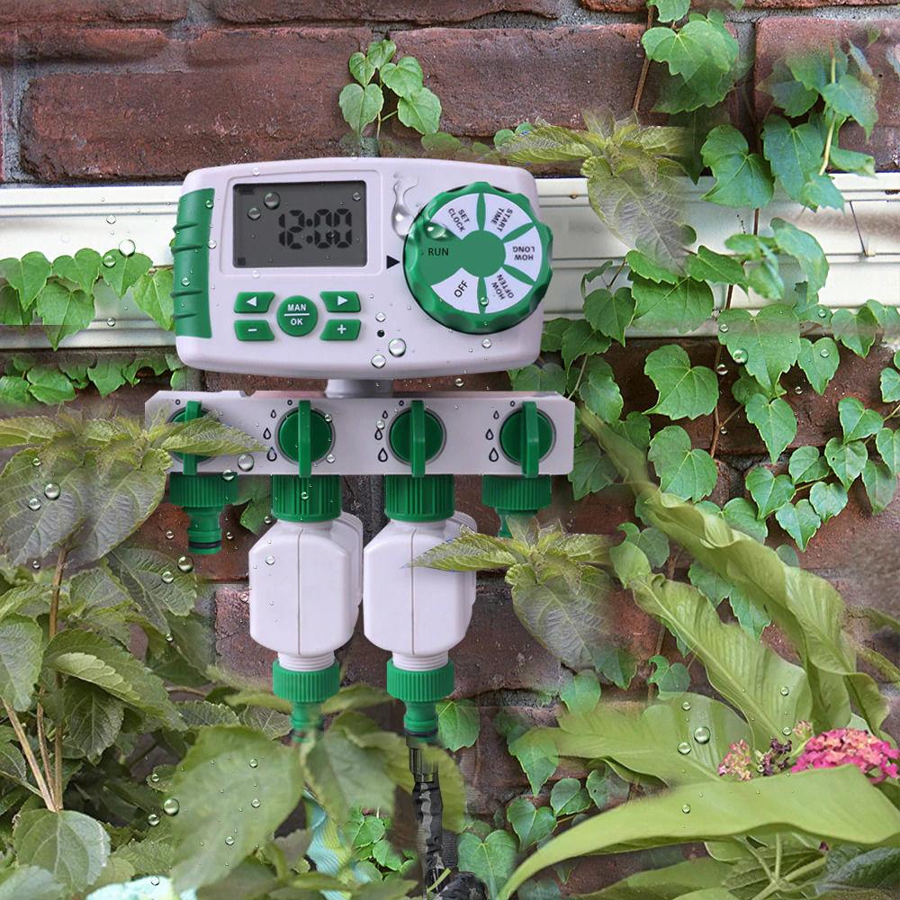 Автоматическая система полива -