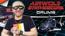 Airwolf Synthesizers Recreated Pt.1 3: Drums