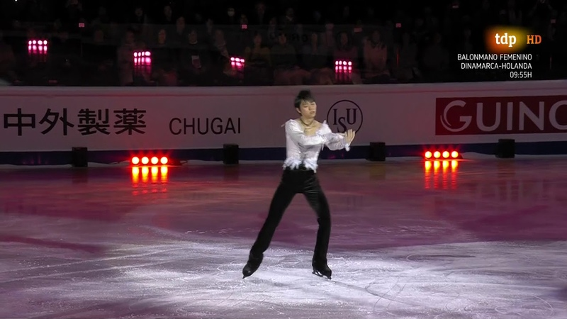 Yuzuru Hanyu 2019 Grand Prix Final Gala