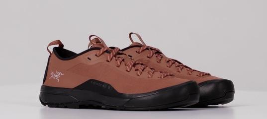 Новое поступление обуви канадского бренда Arcteryx: кроссовки Arcteryx Konseal LT (мужская и женская версия)
