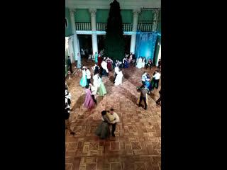 Екатерининский бал православной и светской молодёжи