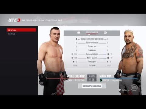 VBL 11 Heavyweight Mirko Cro Cop vs Mark Hunt