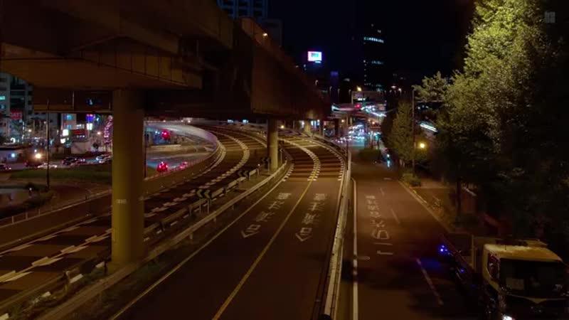 Tokyo Light Trail 4K HDR HLG UHD Shoot on RX100 VI 東京夜景 ライトトレイル