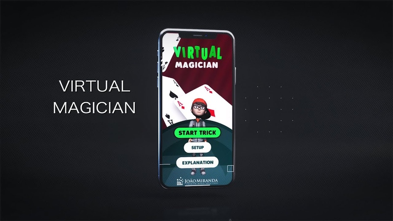 Virtual Magician by Joao Miranda