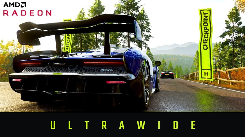 RX 5700 XT Ultrawide 3440x1440 (test in 14 games)
