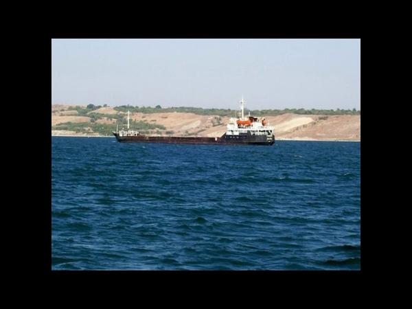 Смертельное отравление экипажа в Керченском проливе связали с опасным грузом