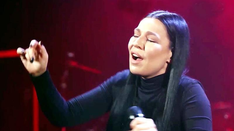 Ёлка исполнила песню Остаюсь на Новом радио