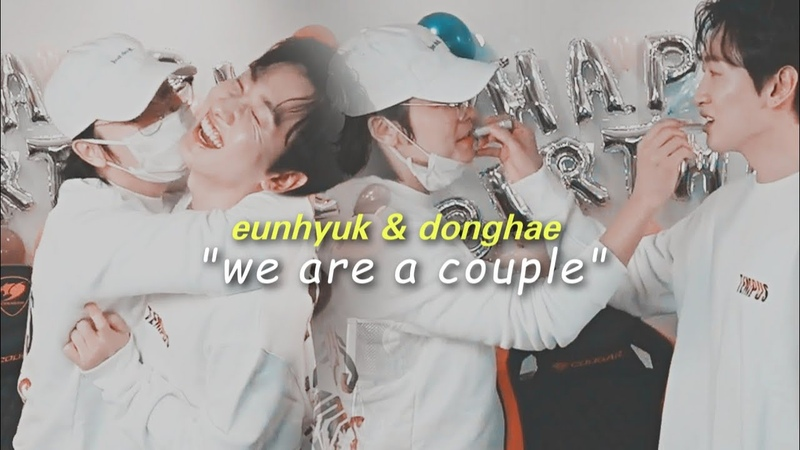 Eunhyuk Donghae we are a couple