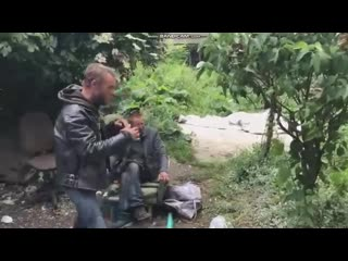Захар МакГрегор - Отработка ударной техники