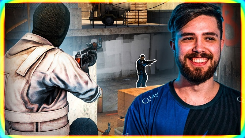 New CS GO pro tricks that will make you 😁