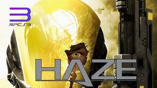 Haze   4k UHD  PC gameplay  | RPCS3 |  60FPS Patch ( Unlock Frame Rate )