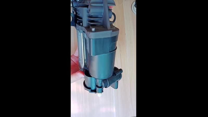 W221 air suspension compressor