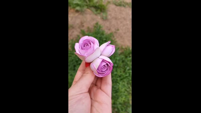 Тройник роз №132