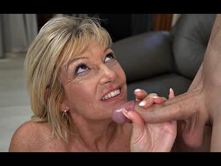ПОРНО -- ЕЙ 51 -- ВСТРЕТИЛА МОЛОДОГО ЁБАРЯ КАК ПОЛАГАЕТСЯ -- milf mature sex granny gilf porn -- Amy Goodhead