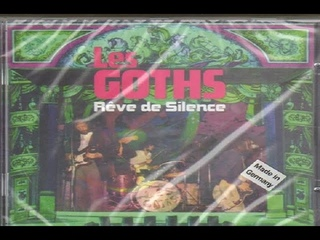 Les Goths   Rêve de Silence 1968 France, Heavy Psychedelic Rock