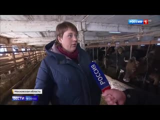 В Подмосковье обнаружили заброшенное хозяйство с двумя сотнями погибающих животных .