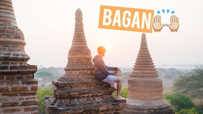 Exploring the Temples of BAGAN, Myanmar - Why This Beats Angkor Wat